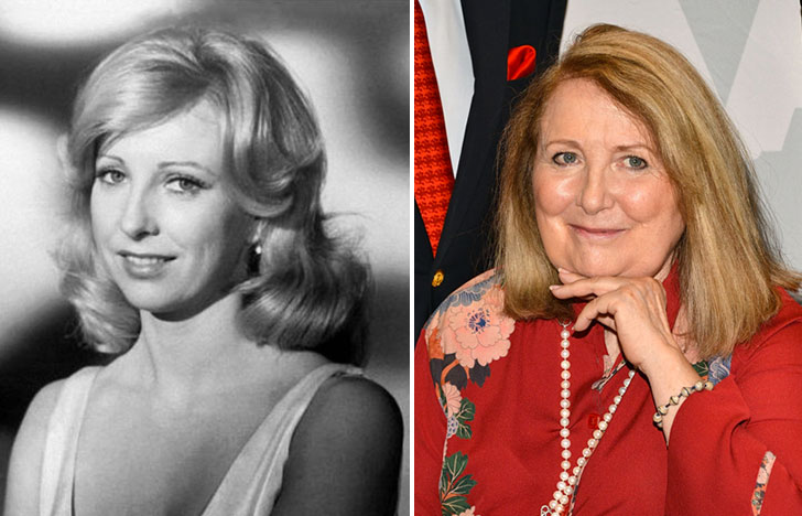 20 Gorgeous Stars Of The 70s Then And Now